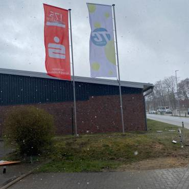 TC Jesteburg Fahnenmast 2021