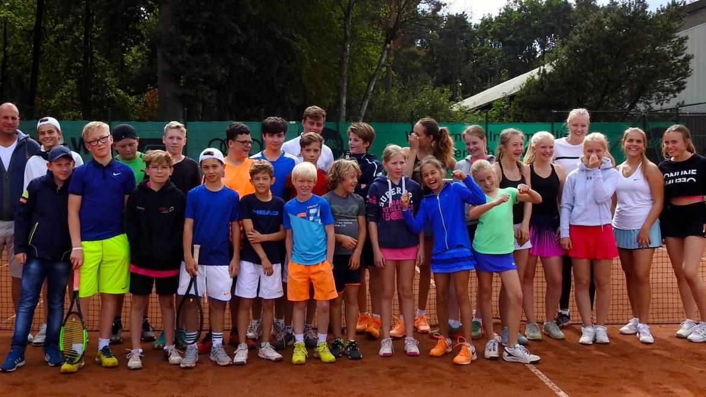 Clubmeisterschaften Jugend 2018